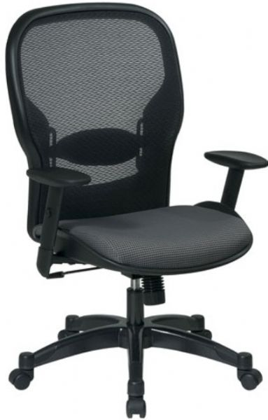 Office Star 2387C Space Collection Professional Air Grid Back Managers Chair