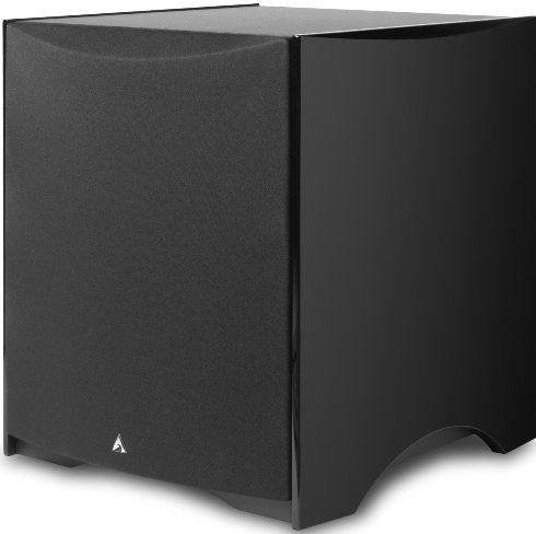 atlantic system 642esb blk thx select floor standing. Black Bedroom Furniture Sets. Home Design Ideas