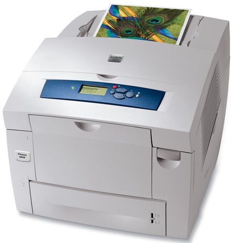 Xerox 8560 DN Phaser 8560 Color Printer 30 Ppm 2400