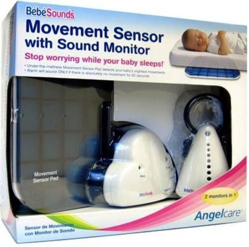 Bebe Sounds Ac201 Angelcare Movement Sensor With Sound