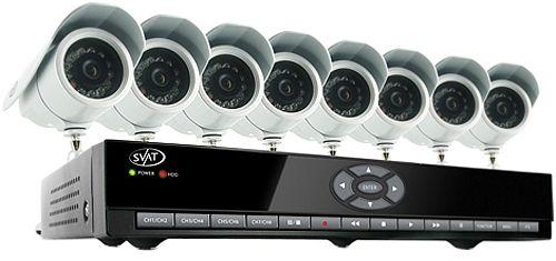 Svat Electronics Cv301 8ch 008 Expandable 8 Channel H 264