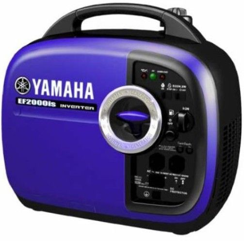 Yamaha ef2000is inverter generator very quiet 51 61 for Yamaha generator for sale