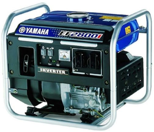 Yamaha ef2800i inverter generator 2800 watt premium for Yamaha generator for sale