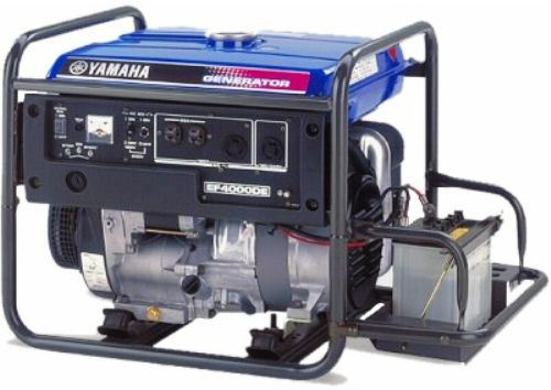 Extended Capacity Fuel Tank For A Yamaha Generator