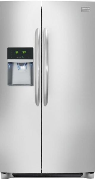 Frigidaire Fghs2631pf Gallery Series Side By Side