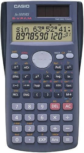 how to use the percentage button on a scientific calculator
