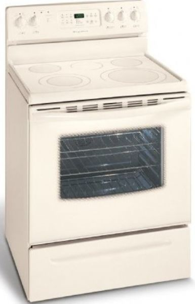 Frigidaire Glef384gq Freestanding Electric Range With 5