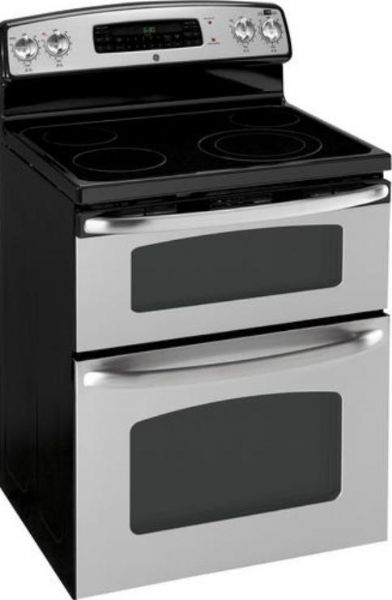 Ge General Electric Jb850spss Electric Range With 4