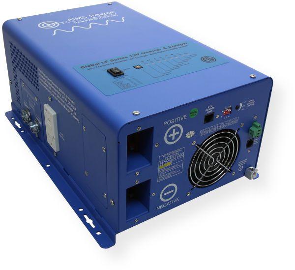 Leviton 6b42 Dimmer Wiring Diagram: AIMS Power PICOGLF10W12V120V Low Frequency Inverter
